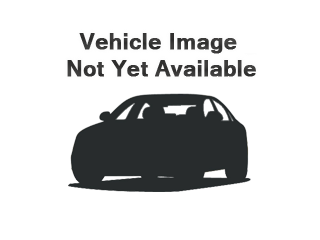 2009 Cadillac CTS 36L DI Driver  Front Passenger Frontal AirbagsFront Seat-Mounted Side-Impact A